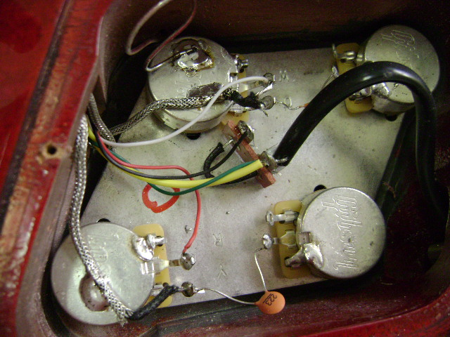 Electric Guitar Amp Bass Pickup Installations